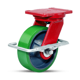 FRB RAP-A-ROUND FOOT BRAKE SWIVEL