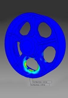Engineers Keep Our Wheels Stress-Free