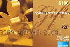 $100 AMEX gift card