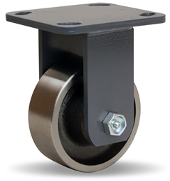 RIGID CASTER WH 4 X 2 FORGED STEEL