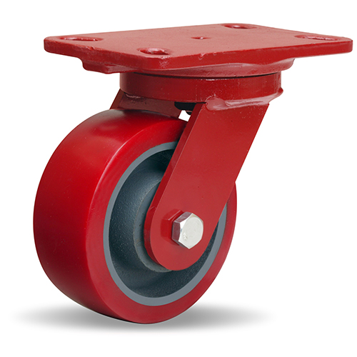 SWIVEL CASTER HS 5X2 ULTRALAST