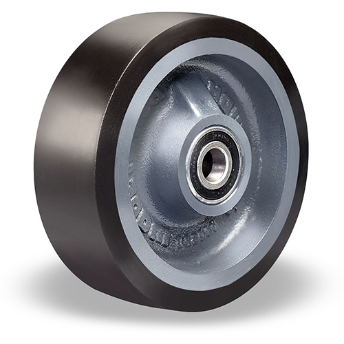 Hamilton ForgeMaster Swivel Caster 8x3 Duralast XC Wheel