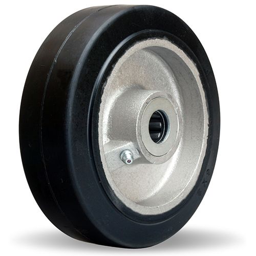 Neoprene-Rubber-Metal-Core-Wheel