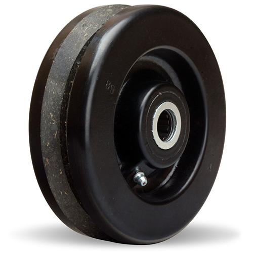 Phenolic-V-Grooved-Track-Wheel